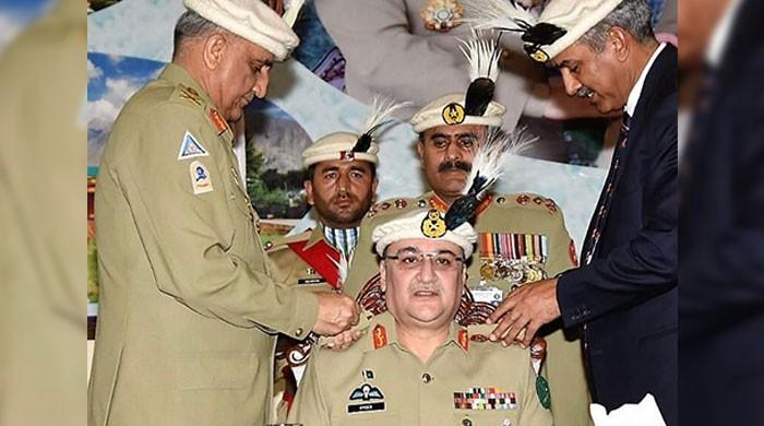COAS visits Northern Light Infantry regimental centre in Bunji