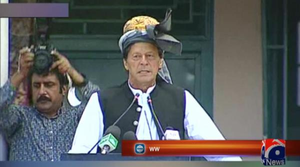 PTM should not rub salt in peoples wounds, sloganeering against armed forces will hurt nation: PM Imran