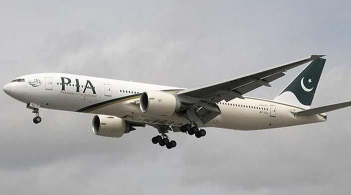 PIA aircraft's windscreen cracks mid-air en route Islamabad