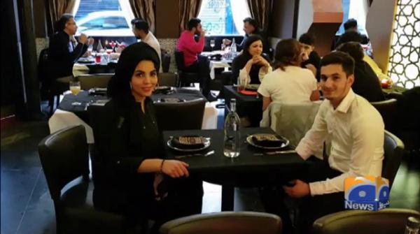 Geo News Special - Afsar Khan Inaugurates 'Eat Meat Stack House' In Manchester