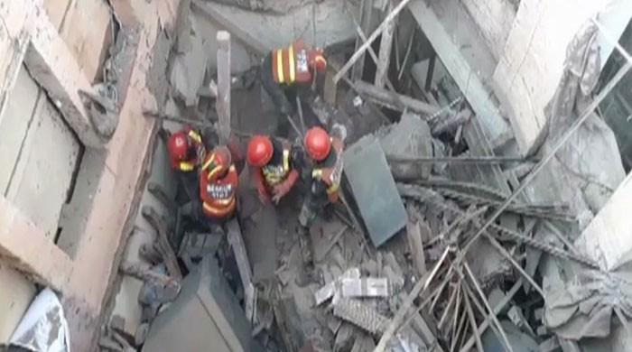 Six, including two women, killed in Lahore building collapse