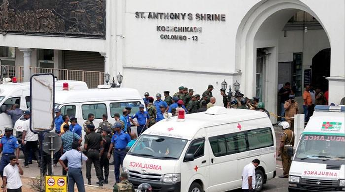 Bombs kill 207 in Easter Day attacks on Sri Lankan churches, hotels