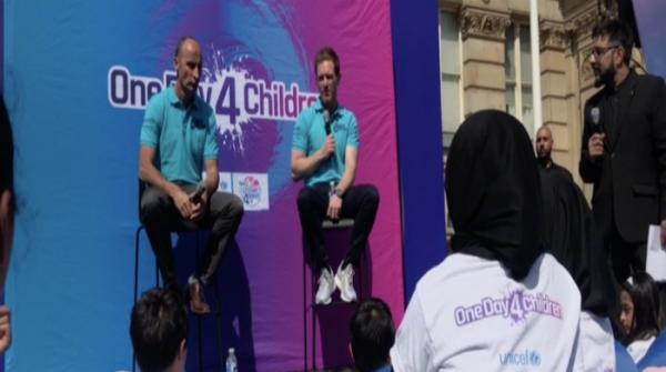ICC partners with UNICEF to deliver 'One Day for Children' at World Cup 2019