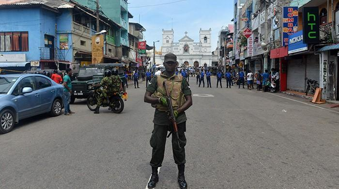 Sri Lanka imposes curfew after deadly blasts