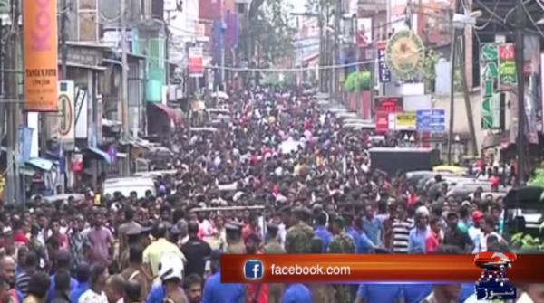 Death toll rises to 156 in Sri Lanka blasts