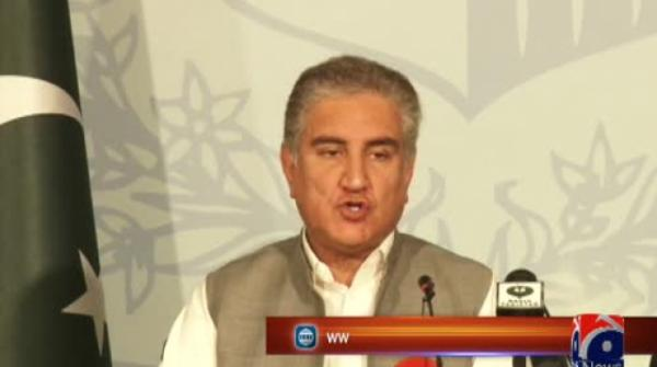 Ormara attackers came from Iran: FM Qureshi