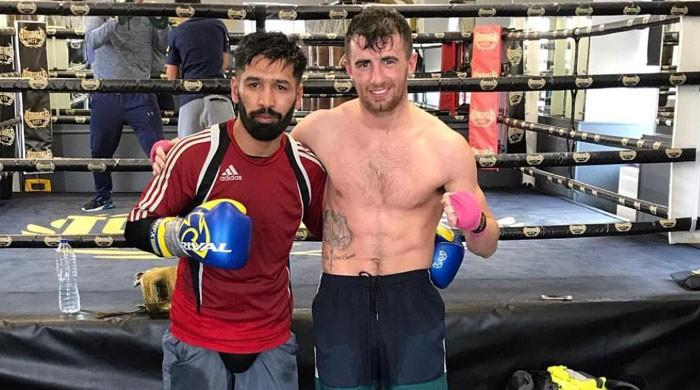 Pakistan boxer Waseem to return to the ring in June