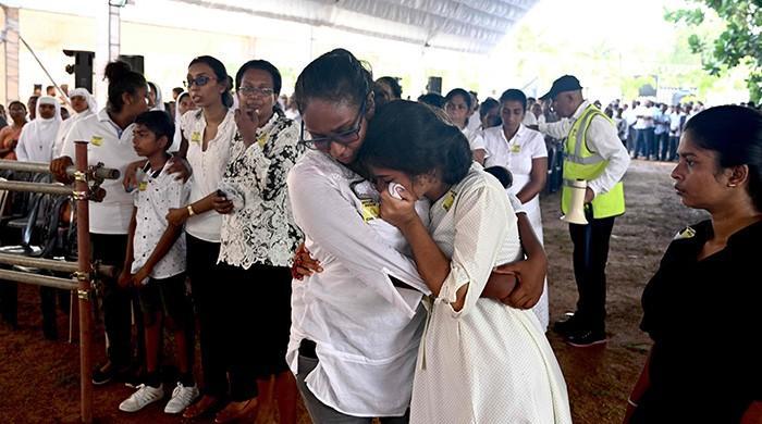 At least 45 children killed in Sri Lanka attacks: UN