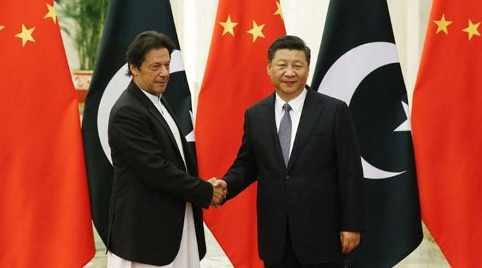 China welcomes PM Imran Khan's attendance in 2nd Belt and Road Forum