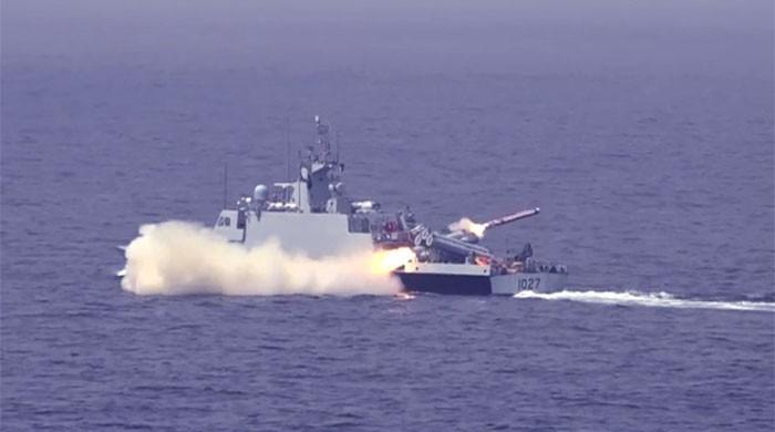 Pakistan Navy successfully tests indigenous missile in North Arabian sea