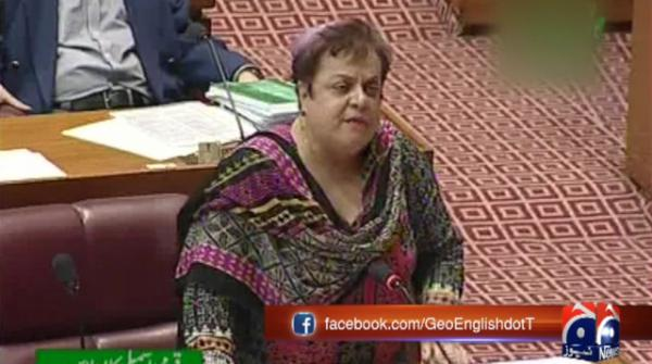Only half of PM Imran's sentence being repeated: Shireen Mazari