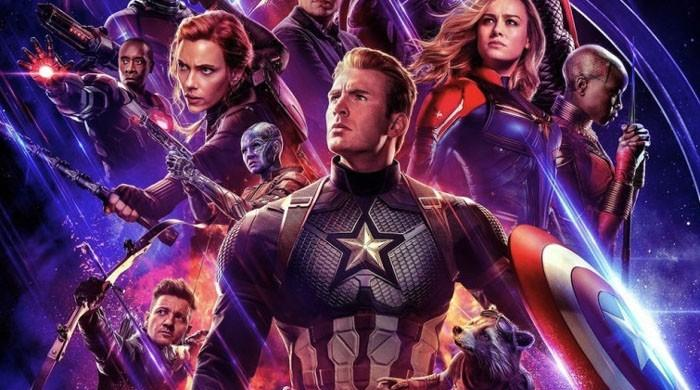 Avengers assemble for final battle in 'Endgame'