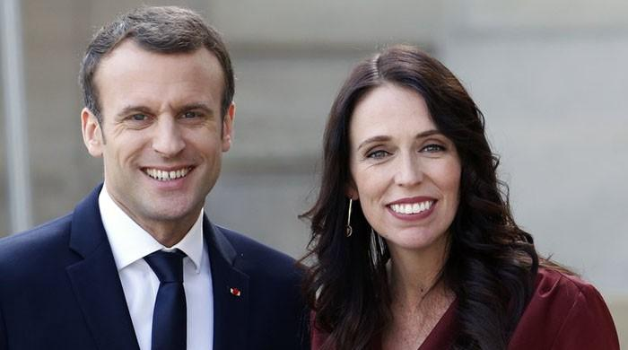 New Zealand, France announce bid to end violent extremism online