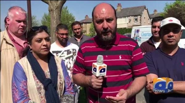 Geo News Special - Bradford Local Election: Labour Candidate Imran Khan Shows Satisfaction In Campaign
