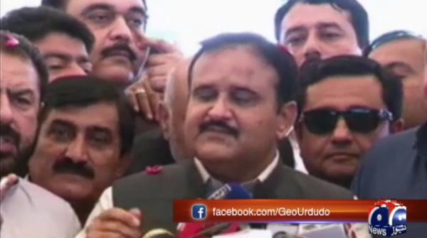 NAB starts probe into alleged corruption by Punjab CM Buzdar
