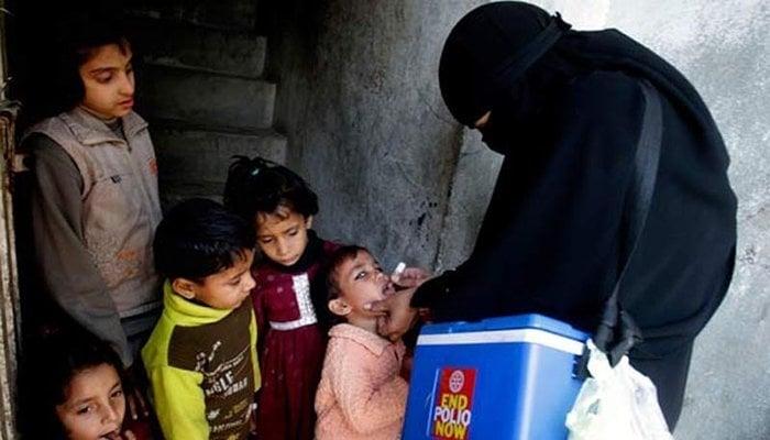 Gunmen kill woman polio vaccinator in Pakistan