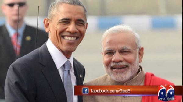 Narendra Modi on relationship with Barack Obama