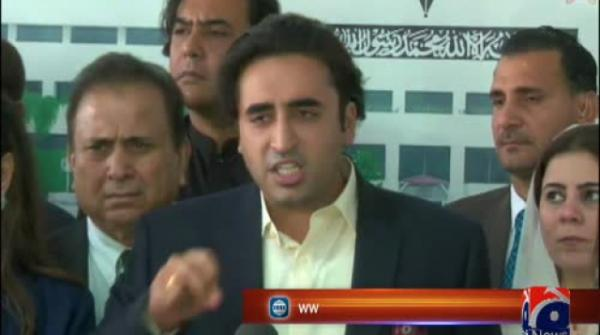 Bilawal warns govt against brining presidential system