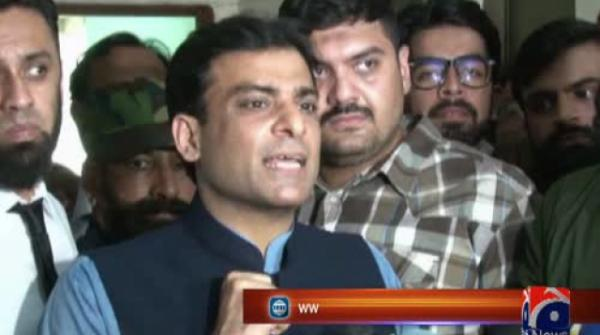 NAB-Niazi nexus has ruined country's economy: Hamza Shahbaz