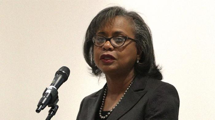 'Simply saying I'm sorry' not enough, says Anita Hill on Joe Biden's attempt at apology