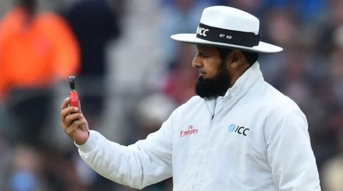 Aleem Dar among match officials for ICC World Cup 2019