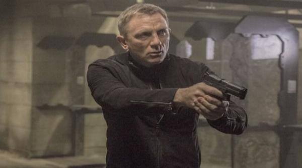 Daniel Craig makes his final outing as James Bond