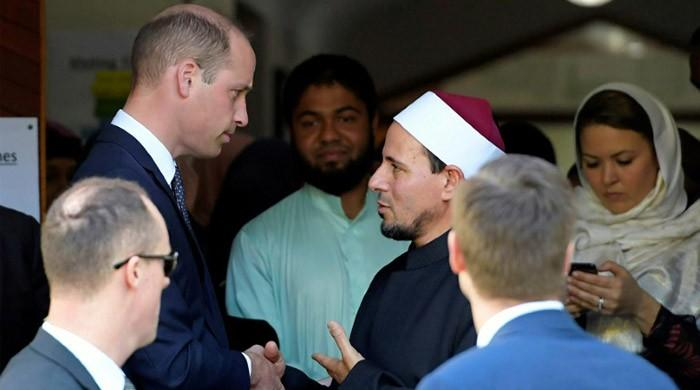 Extremism must be defeated, Prince William tells New Zealand mosque survivors