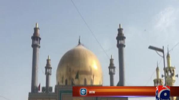 Final day of Urs of Lal Shahbaz Qalandar