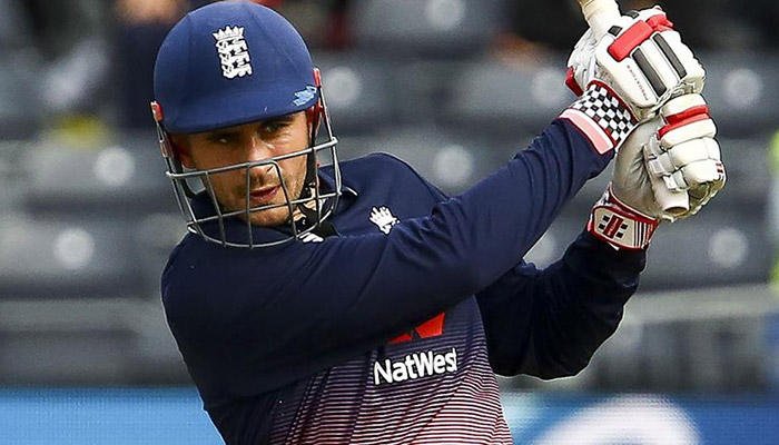 Alex Hales dropped from England squad after drugs ban