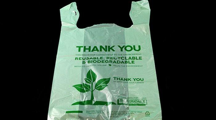 Ban enforced on plastic shopping bags in Quetta