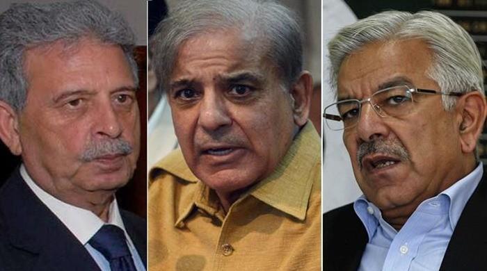 PML-N replaces Shehbaz Sharif with Rana Tanveer in PAC, Khawaja Asif as parliamentary leader