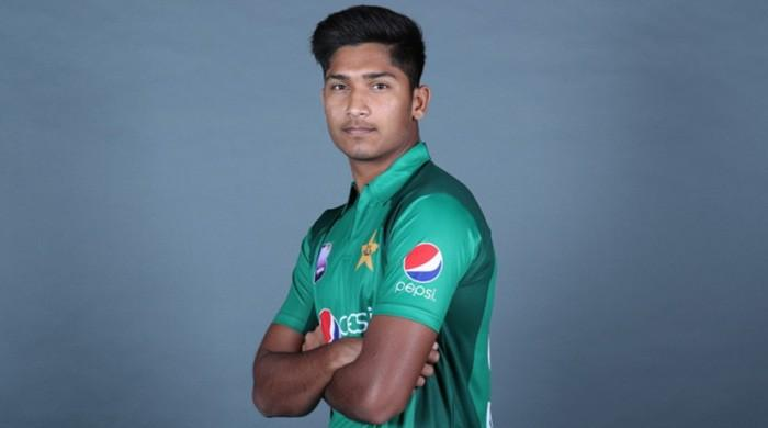 Mohammad Hasnain hopes to perform well in World Cup