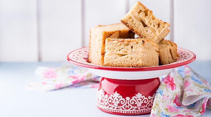 Recipe: Apple Cake
