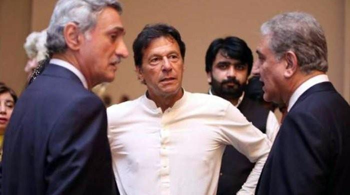 PM Imran meets Tareen, Qureshi, asks them to diffuse tension