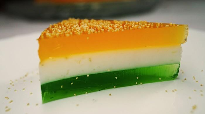Recipe: Cool dessert (China grass)