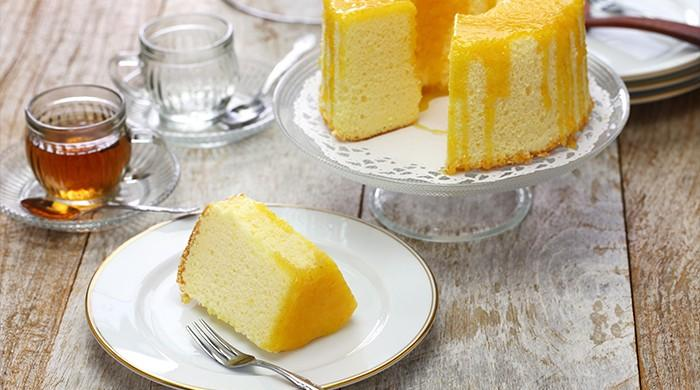 Recipe: Orange Cake