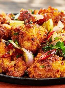 Recipe: Hot butter cuttlefish