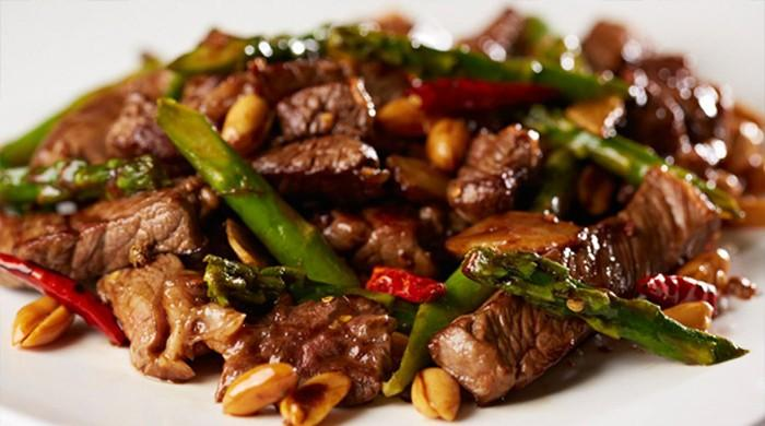 Recipe: Dry Beef Chilies