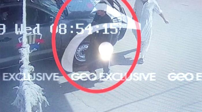 Data Darbar Lahore blast: CCTV image shows alleged suicide bomber