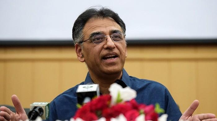 PM Imran Khan approves Asad Umar as chairman Standing Committee on Finance