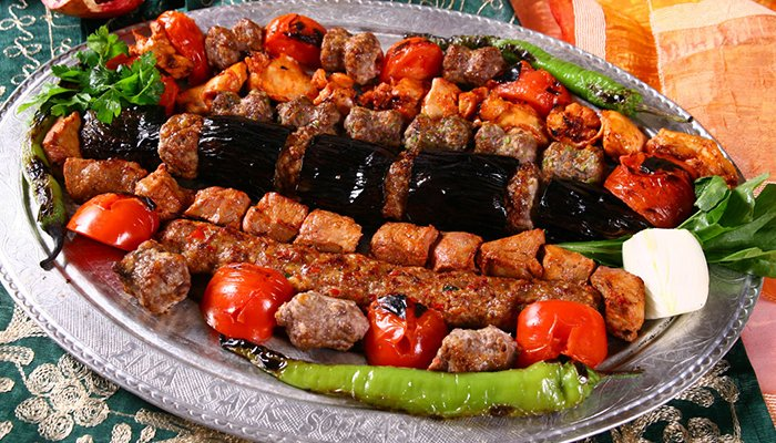 Recipe Turkish Kebab