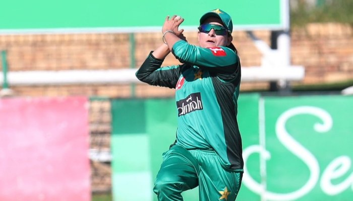 Sana Mir becomes the most successful women's ODI spinner
