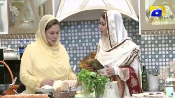 Recipe: Falafel - Naheed Ansari Recipes - Ehsaas Ramzan