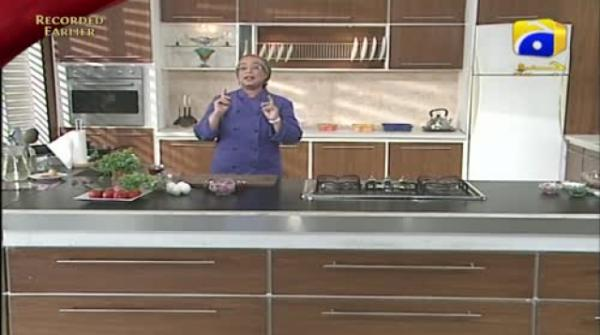Recipe: Luxurious Burgers - Rahat Cooking Show