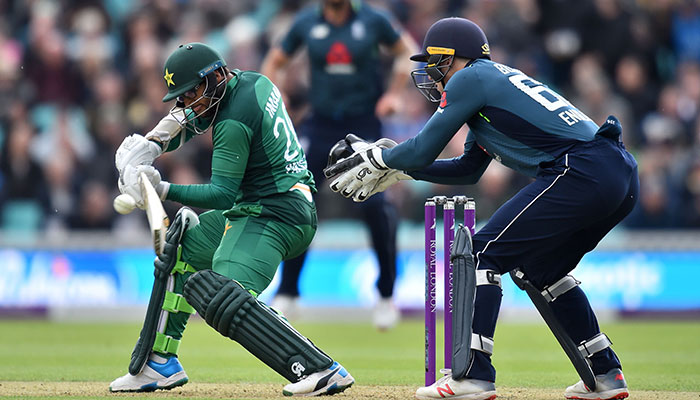 Englands Archer stars again before rain washes out Pakistan ODI