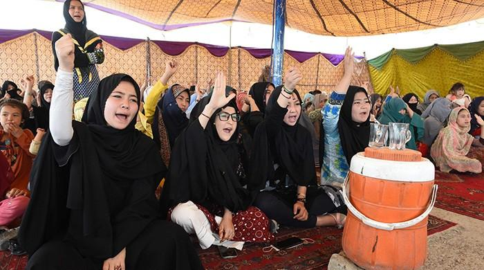 "A young Hazara woman: ""We are used to the feeling of fear"""