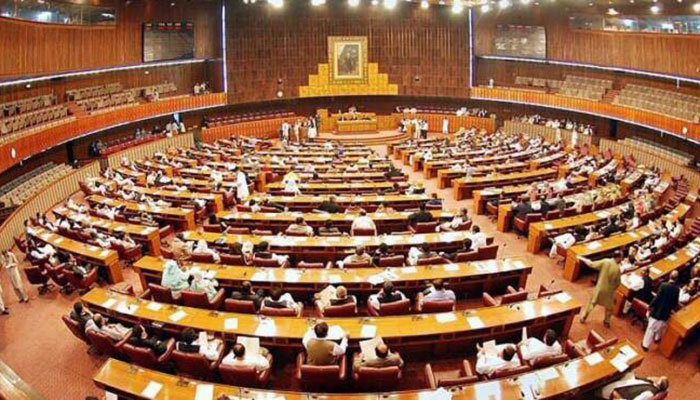 NA approves bill seeking more seats for tribal areas
