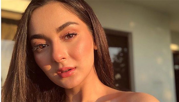 Hania Amir shares struggle with acne, says skin doesn't define her
