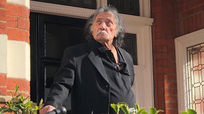 Renowned Pakistani artist Jamil Naqsh passes away
