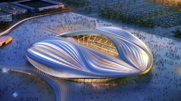 Qatar inaugurates Al Wakrah Stadium